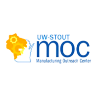 UW-Stout Manufacturing Outreach Center logo