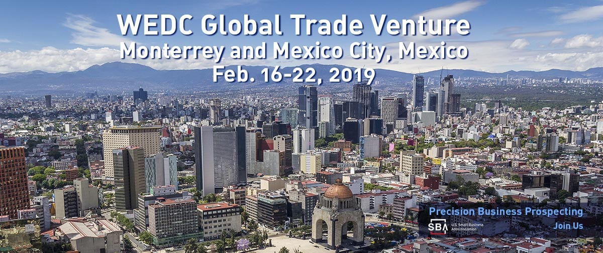 Banner image for Mexico trade venture 2019