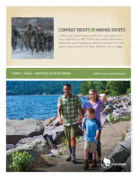 Combat Boots to Hiking Boots