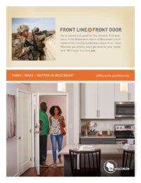 Front Line to Front Door