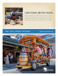 Low Crawl to Pub Crawl