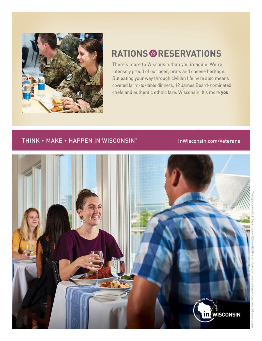 Rations to Reservations