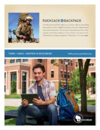 Rucksack to Backpack