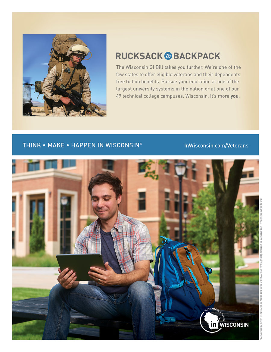 Rucksack to Backpack