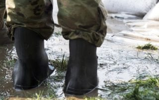 Wisconsin National Guard assists with flooding affecting southwestern WI