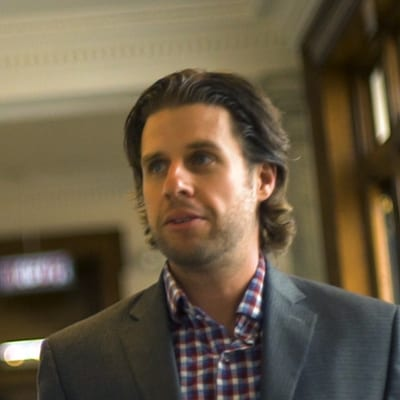 Photo of Joey Frayne of WEDC