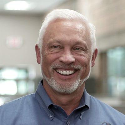 Photo of Gregory Huff, Brakebush