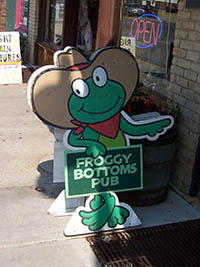 Froggy Bottoms in Northfield, Minnesota