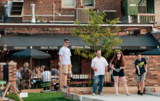 Baby boomers and millennials/Gen Z are embracing downtowns