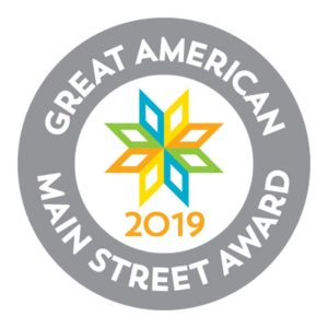 Great American Main Street Award logo