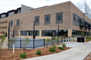 The Hub on 6th project in La Crosse