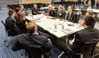 The World Bank selected Milwaukee for a water technology procurement seminar
