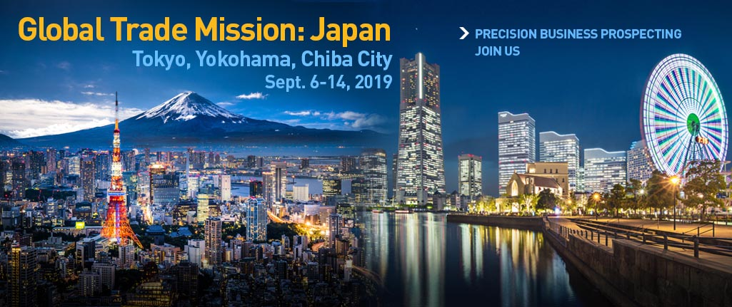 Join WEDC for a Global Trade Mission to Japan, September 6-14, 2019