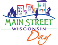 Wisconsin Main Street Day logo