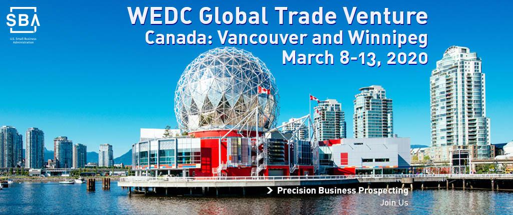 Global Trade Venture: Canada 2020 - WEDC