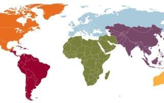 Market Intelligence map