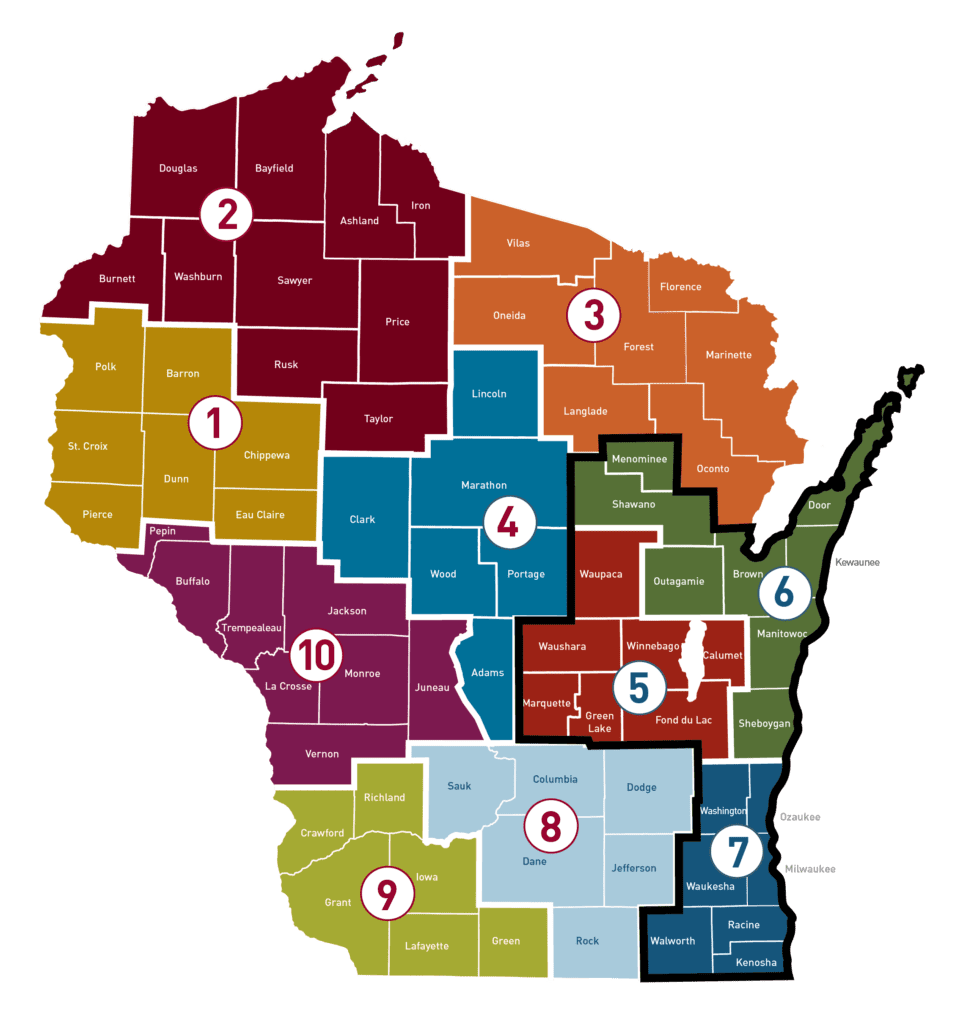Regional Economic Development Director Territories