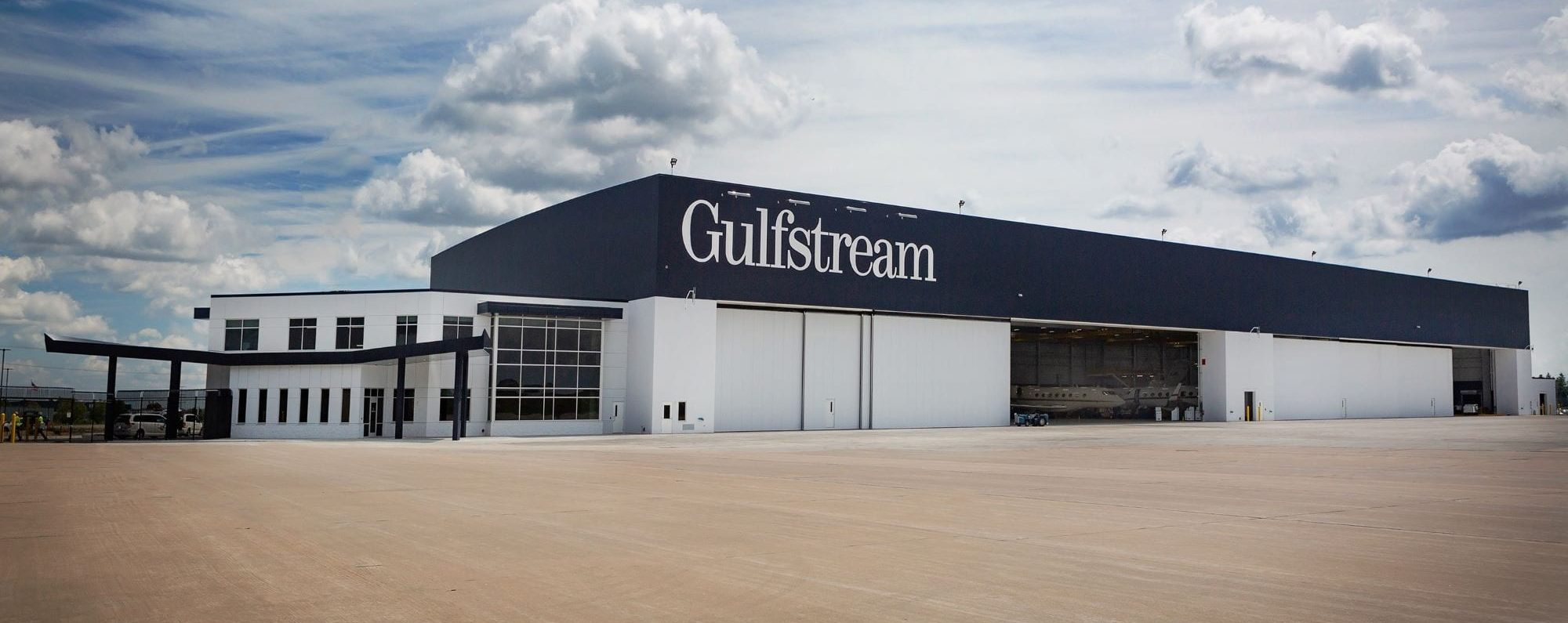 New Gulfstream MRO Facility - Appleton, WI