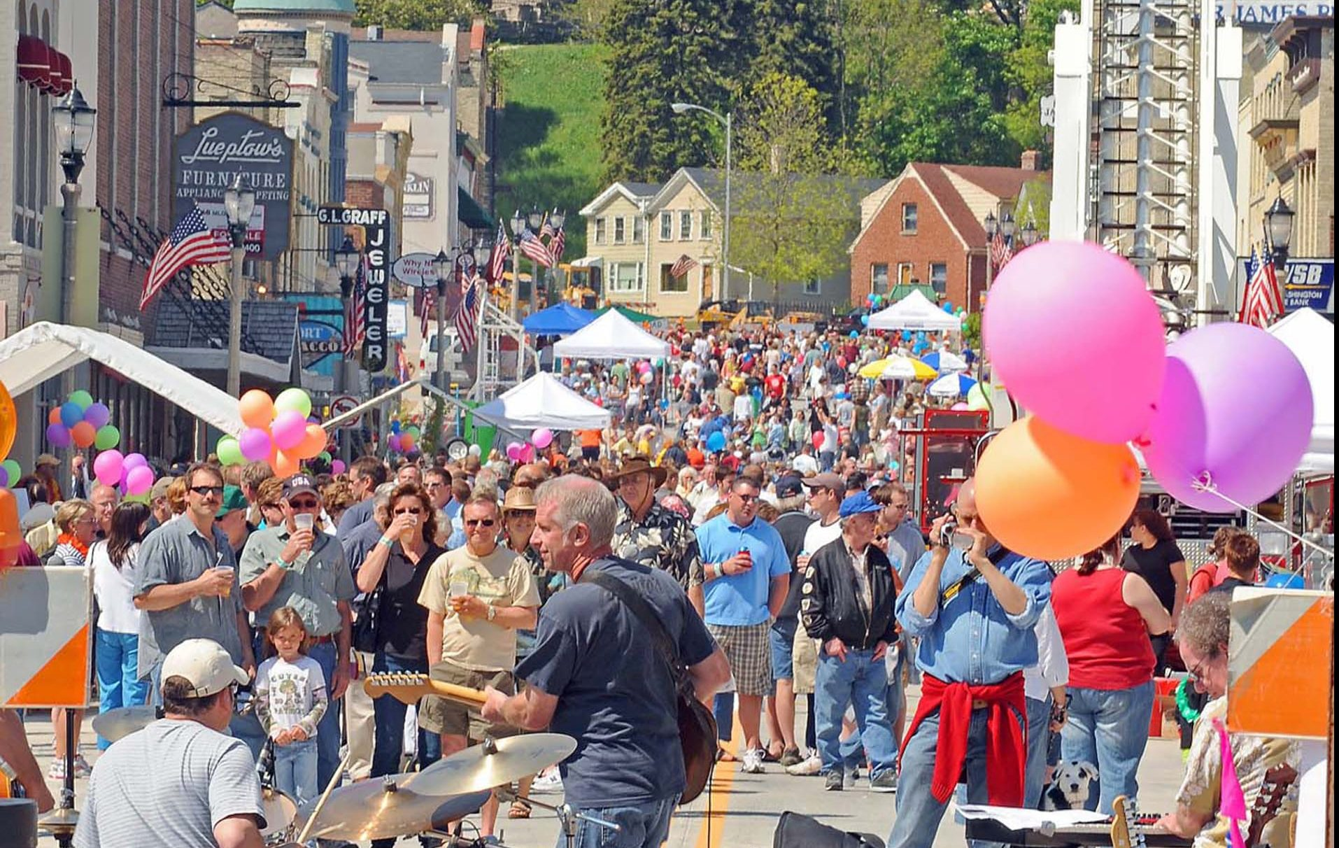 Main Street destinations to visit this summer